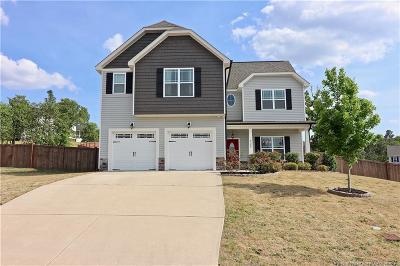 Harnett County Single Family Home For Sale: 525 Kentucky Derby Lane