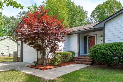 Raeford Single Family Home For Sale: 128 Greentree Drive