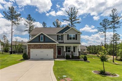 Harnett County Single Family Home For Sale: 71 Tanawha Court