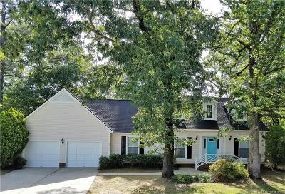 Fayetteville Single Family Home For Sale: 2013 Greendale Drive
