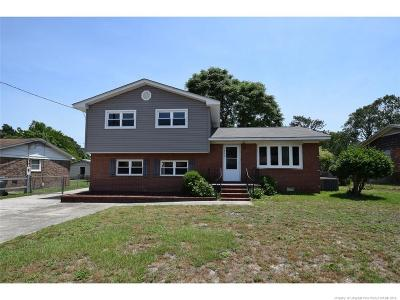 Fayetteville Rental For Rent: 5795 Dove Drive