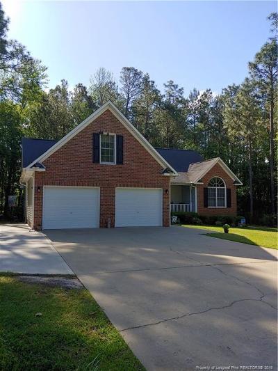 Single Family Home For Sale: 3165 Carolina Way