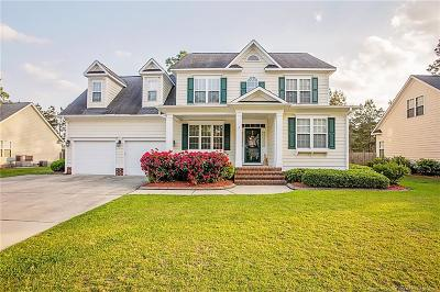 Hope Mills Single Family Home For Sale: 1212 Masterpiece Drive