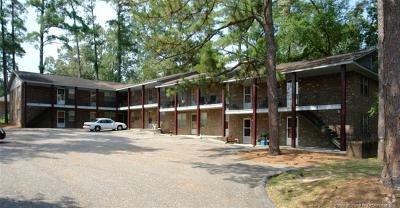 Fayetteville Rental For Rent: 1021-E Rowan Street