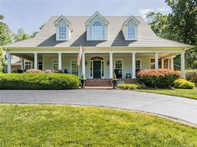 Sanford Single Family Home For Sale: 608 Valley Road