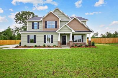 Raeford  Single Family Home For Sale: 925 Townsend Road