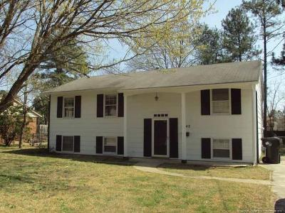 Fayetteville Rental For Rent: 5042 Hampshire Drive