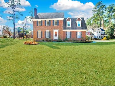 Fayetteville Single Family Home For Sale: 7201 Jarmon Court
