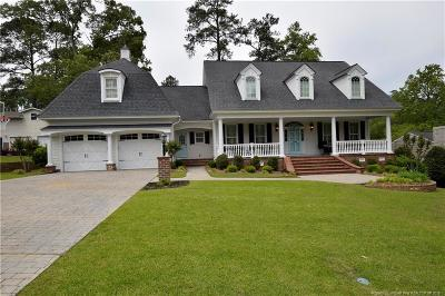 Fayetteville Single Family Home For Sale: 2220 Winterlochen Road