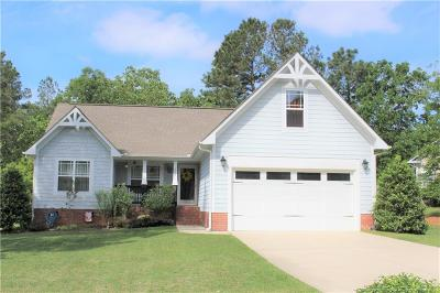Harnett County Single Family Home For Sale: 689 Orchard Falls Drive