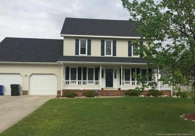 Fayetteville Rental For Rent: 1174 Blankshire Road