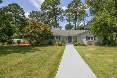 Fayetteville Single Family Home For Sale: 509 Valley Road