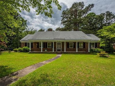 Fayetteville Single Family Home For Sale: 312 Rainier Drive