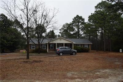 Fayetteville Single Family Home For Sale: 229 Nielsen Drive