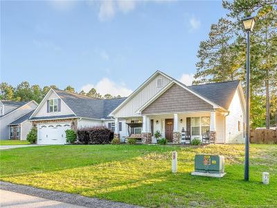 Hope Mills Single Family Home For Sale: 4652 Cedar Pass Drive