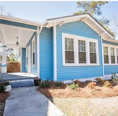 Fayetteville Single Family Home For Sale: 1425 General Lee Avenue Avenue