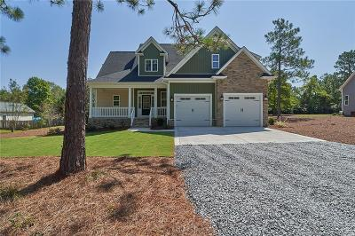 Southern Pines Single Family Home For Sale: 2255 E Indiana Avenue