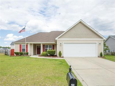 Raeford Single Family Home For Sale: 451 Cape Fear Road