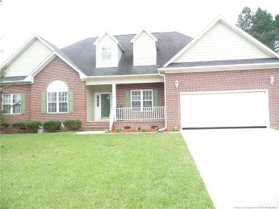 Fayetteville Single Family Home For Sale: 3547 Standard Drive
