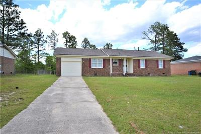 Fayetteville Single Family Home For Sale: 4557 Ruby Road