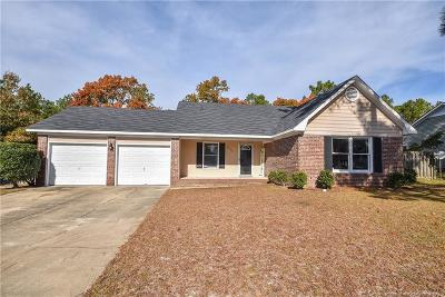 Fayetteville Single Family Home For Sale: 6524 Brookshire Street