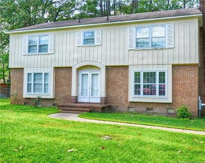 Fayetteville Single Family Home For Sale: 404 Murray Hill Road