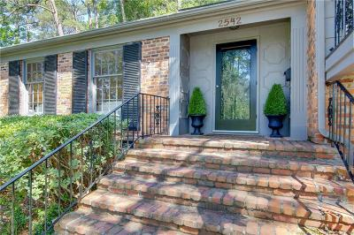 Fayetteville Single Family Home For Sale: 2542 Edgewater Drive