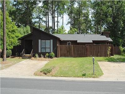 Fayetteville Rental For Rent: 3540 Torbay Drive