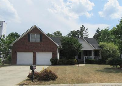 Fayetteville Single Family Home For Sale: 6720 Jacobs Creek Circle