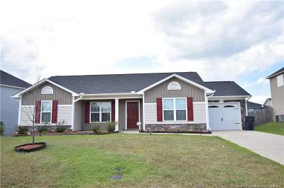 Hope Mills Rental For Rent: 5332 Goshawk Drive