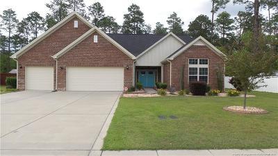 Fayetteville Single Family Home For Sale: 3508 Chagford Lane
