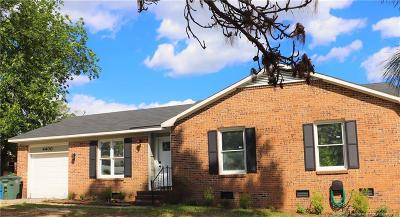 Fayetteville Rental For Rent: 4400 Ivory Court