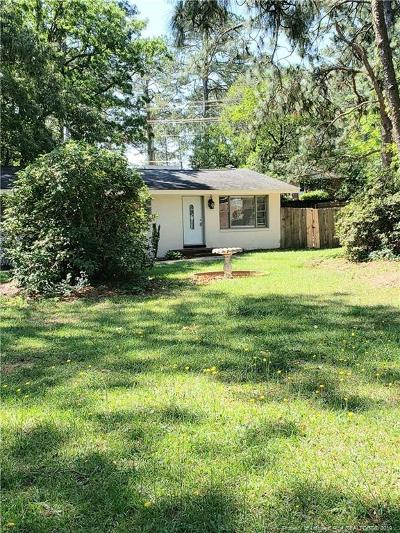 Fayetteville Single Family Home For Sale: 402 Law Road