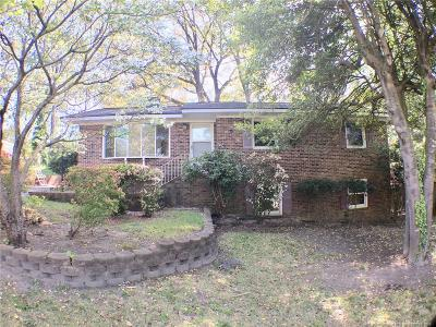 Fayetteville Rental For Rent: 6309 Greyfield Road