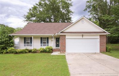 Raeford Single Family Home For Sale: 114 N Highland Street