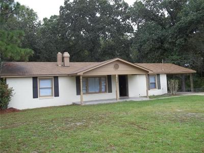 Fayetteville Rental For Rent: 2028 Crystal Springs Road