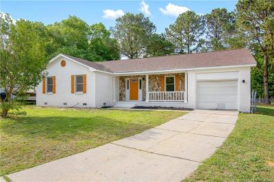 Fayetteville Single Family Home For Sale: 5905 Waterdale Court