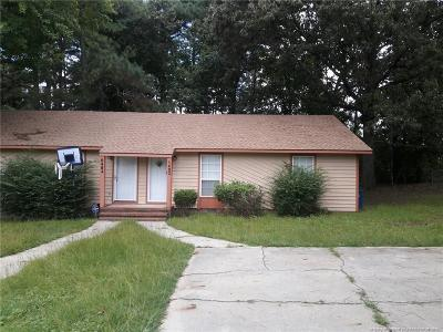 Fayetteville Rental For Rent: 6482 Rockford Drive