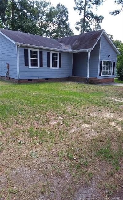 Fayetteville Single Family Home For Sale: 1859 Frankie Avenue