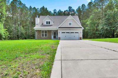 Harnett County Single Family Home For Sale: 72 Deer Track Road