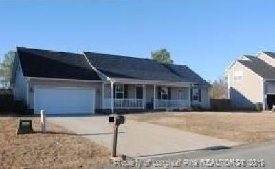 Hope Mills Rental For Rent: 4406 Round Stone Court