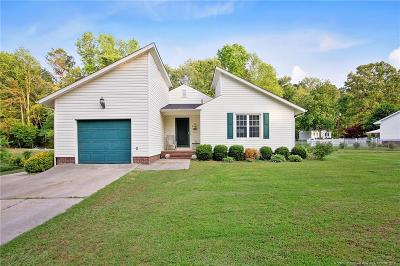 Single Family Home For Sale: 149 Bienville Drive