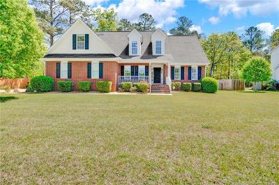 Hope Mills Single Family Home For Sale: 4715 Slew Drive