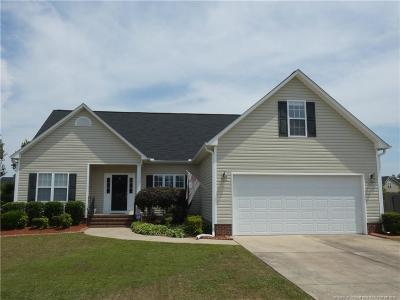 Fayetteville Single Family Home For Sale: 2921 Lambrusco Place