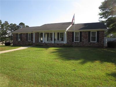 Harnett County Single Family Home For Sale: 203 Marlowe Drive