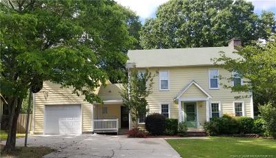 Fayetteville Single Family Home For Sale: 5804 Badin Court