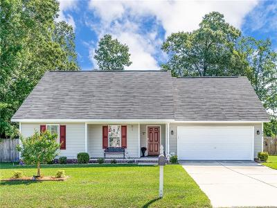 Raeford Single Family Home For Sale: 299 Gibson Drive