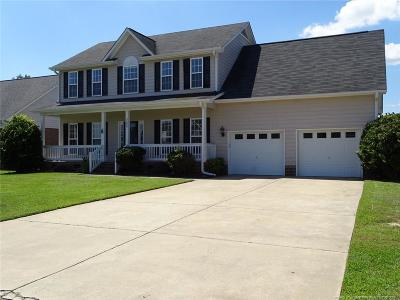 Fayetteville Single Family Home For Sale: 3308 Geyser Peak Road