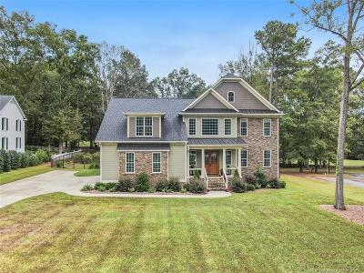 Harnett County Single Family Home For Sale: 1826 Keith Hills Road