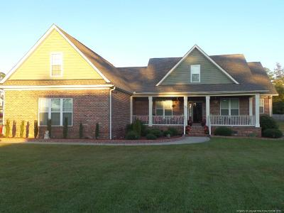 Raeford Single Family Home For Sale: 180 Sedona Court